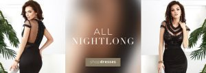 All Nightlong dresses